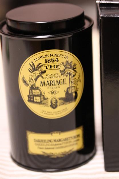 MARIAGE FRERES DARJEELING MARGARET'S HOPE 缶