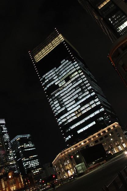 JPタワー 夜景 2 5月1日