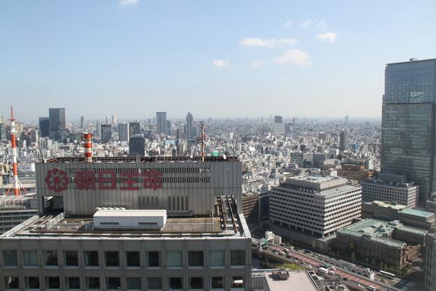 窓からの景色(5月1日から5月2日のインターバル撮影)11 5月2日