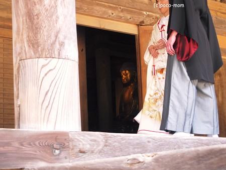 円教寺常行堂 本尊丈六阿弥陀如来坐像2014年04月12日_P4120163