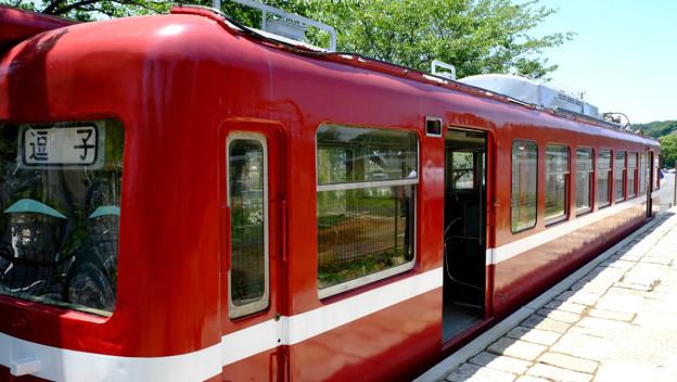 逗子体験学習施設-京急電車
