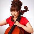 写真: 巌裕美子 いわおゆみこ チェロ奏者 チェリスト  Yumiko Iwao