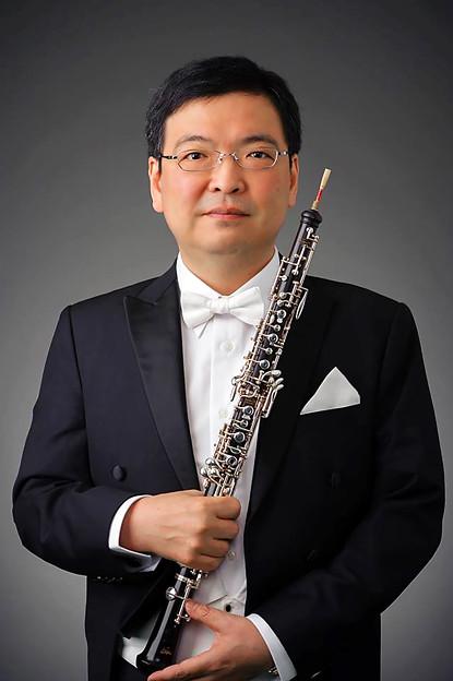 青山聖樹 あおやまさとき オーボエ奏者  Satoki Aoyama
