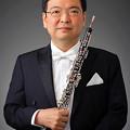 写真: 青山聖樹 あおやまさとき オーボエ奏者  Satoki Aoyama