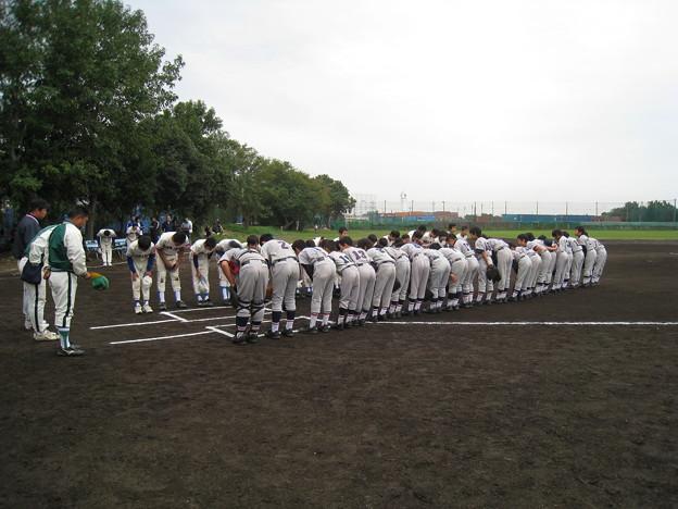 Photos: 卒業大会3回戦