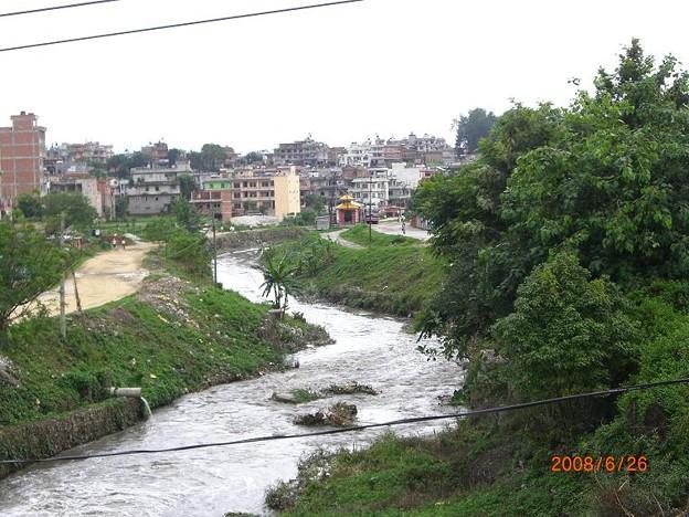 Photos: バグマティ川