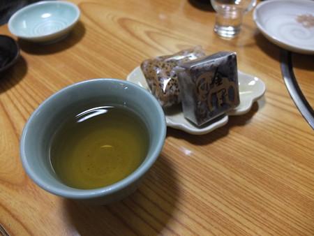 割烹かこう(嘉肴) お茶など