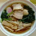 写真: 中華麺