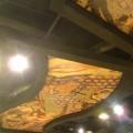 写真: 天井画