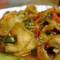 写真: 魚料理