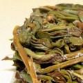 写真: 氷茶の茶葉