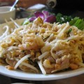写真: 泰式炒麺