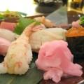 写真: 寿司盛合せ