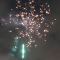 写真: 打ち上げ花火
