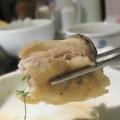 写真: 牡蛎チヂミ