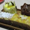 写真: ヒルトンのケーキ
