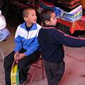 写真: ウイグル族には一人っ子政策は適用されない