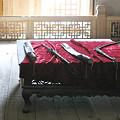 写真: クチャ大寺の裁判所