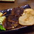 写真: 椎茸バター