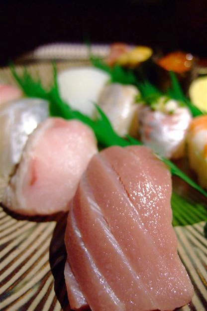 写真: 寿司