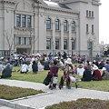写真: みなとぴあ「堀とさくらのコンサート2009」の風景