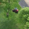 Photos: 芝刈り