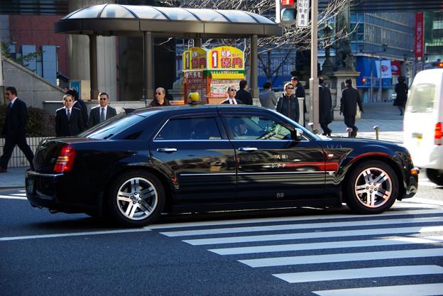 個人タクシー 300C
