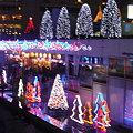 写真: クリスマス・イルミネーション