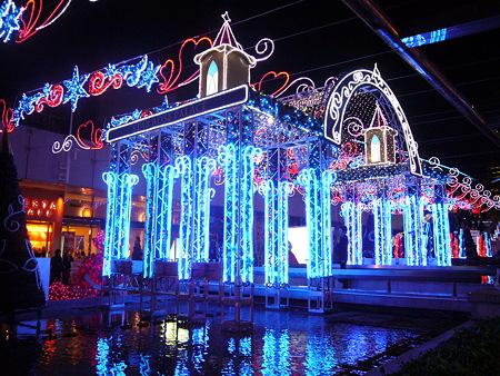 クリスマス・イルミネーション3