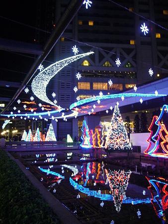 クリスマス・イルミネーション4