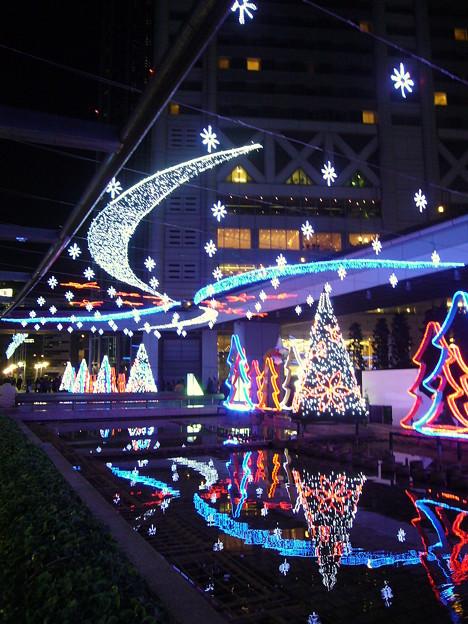 写真: クリスマス・イルミネーション4