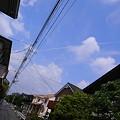 Photos: 飛行線の朝