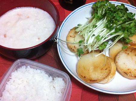 20120719夕食
