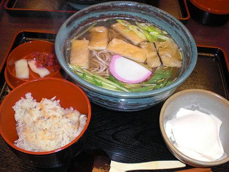 手造り豆腐とそば料理 京都・嵐山 清修庵