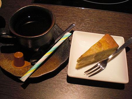 バナナケーキ&コーヒー