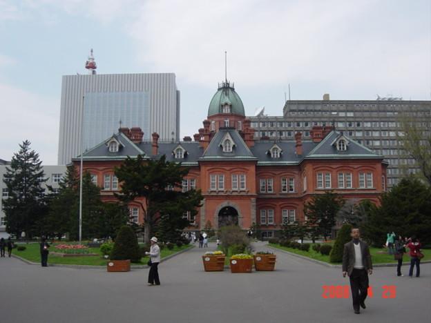 001.北海道庁旧本庁舎