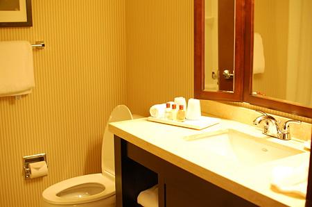 バスルーム(洗面所)