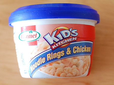 KID'S KITCHEN Noodle Rings&Chicken