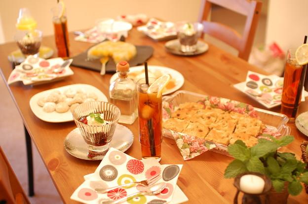 写真: 12月お茶会