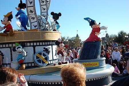 Disney's Dreams Come Trus Parade (ディズニー・ドリームズ・カム・トゥルー・パレード)