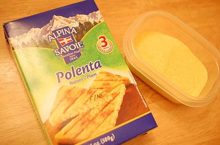 ポレンタ(polenta)