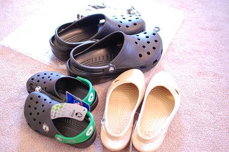 crocs spring