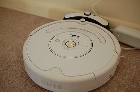 Roomba 530(寝床)