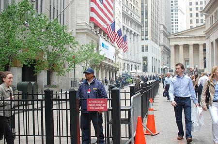 ニューヨーク証券取引所3
