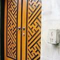 Photos: お部屋の入り口