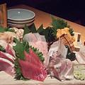 写真: 魚真 刺身盛り