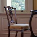 Photos: 窓辺の椅子