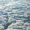 写真: 雲の海