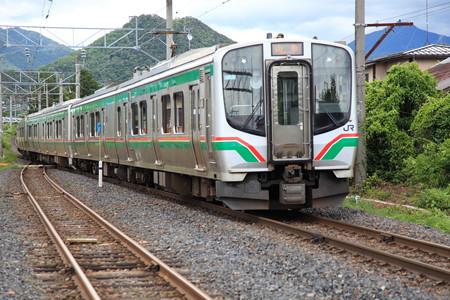 仙山線E721系