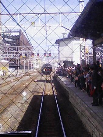 081012-高崎駅EL→SL入換 (6)
